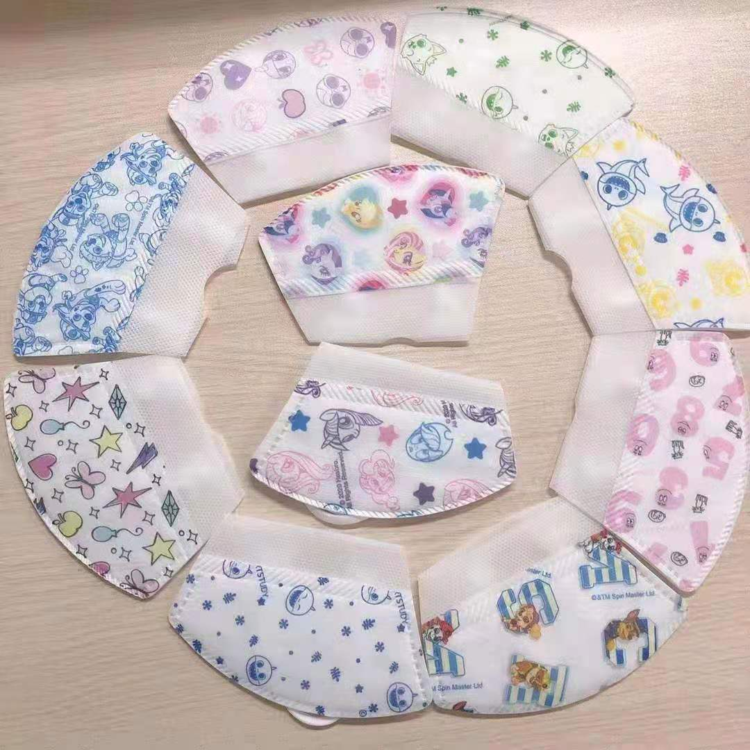 Baby 3D Mask Pack of 25